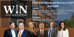 Multifamily Markets and Recovery in 2020 Roundtable